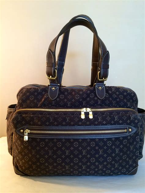 louis vuitton monogram mini lin diaper bag lollipuff