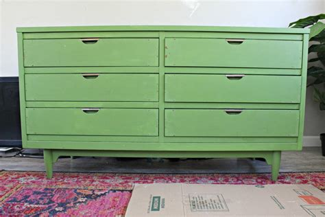Should You Paint The Inside Of Dresser Drawers by How To Paint A Dresser Inside The House Clutter