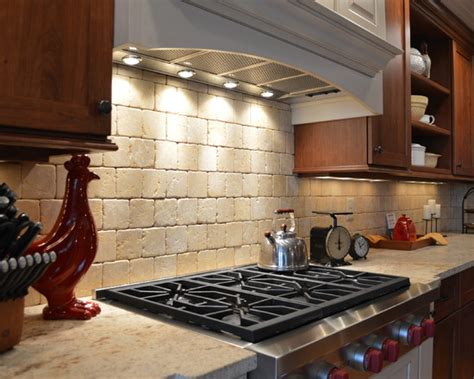 Rustic Kitchen Backsplash by Rustic Backsplash Ideas Homesfeed