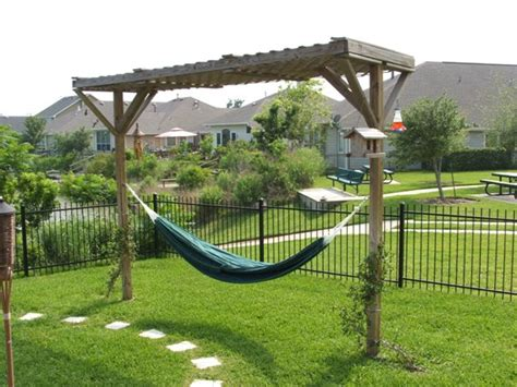 Hammock Post Ideas how to make a hanging chair hammock home improvement