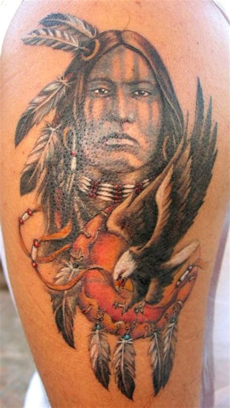 indian warrior tattoos traditional indian warrior tattoos studio