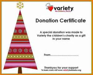 donation gift certificate template donation certificate template 4 gift donate