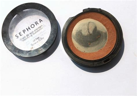 Sephora Compact Powder sephora mattifying compact powder foundation review