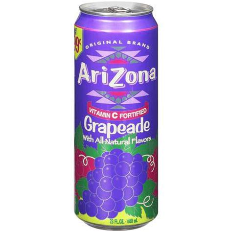 Drink Jar Arizona 27 Lt arizona grapeade drink local delivery only