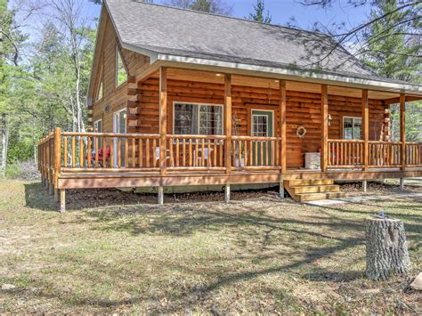 cabin log cabin homes with wrap around porch amazing