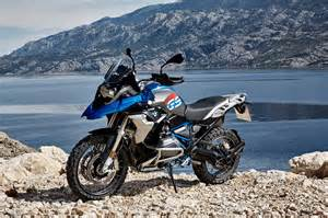 Bmw R 1200 2017 Bmw R1200gs Gets Upgrades And A Rallye