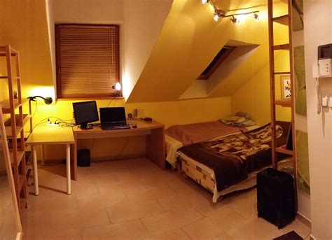 1 bedroom flat for rent bratislava old town city
