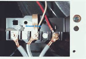 3 wire dryer receptacle wiring diagram 3 get free image