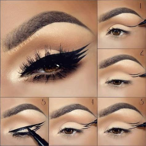 tutorial for top eyeliner 17 great eyeliner hacks makeup tutorials