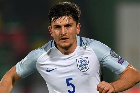 harry maguire leicester craig shakespeare reveals how harry maguire