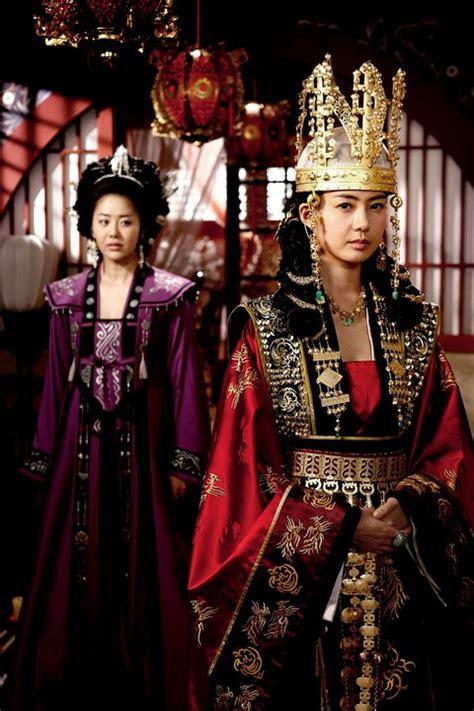 queen seon deok dramafire queen seon deok 005 darigold