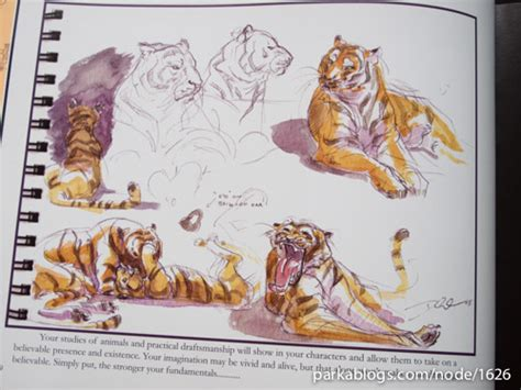 book review the of animal character design parka blogs