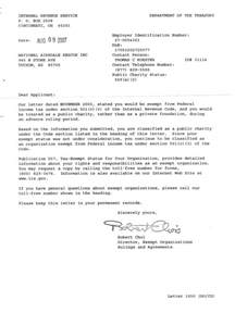 business name change letter to irs the letter sle