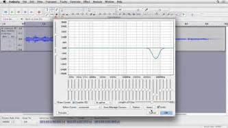 tutorial html audio cleaning and repairing audio with audacity