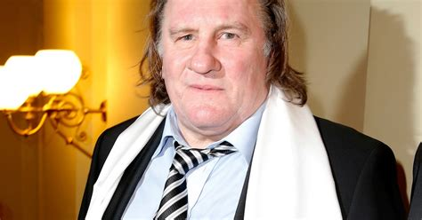gerard depardieu zoon gerard depardieu reveals shocking past as prostitute at