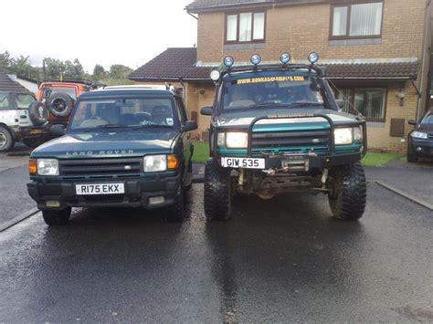 land rover discovery lifted land rover discovery 1 lift kit
