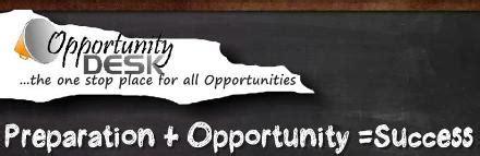 Opportunity Desk by Opportunity Desk Internships 2016 Opportunity Desk