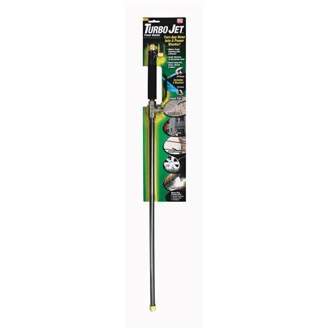 Jetting Stick Power Spray Ikame turbo jet power washer high pressure spray nozzle ebay