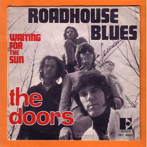 roadhouse blues waiting for the sun by the doors sp