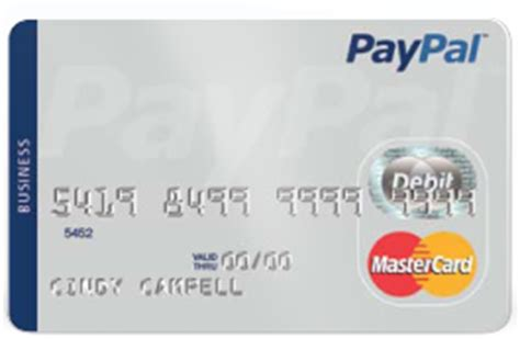 How Does Paypal Business Debit Card Work