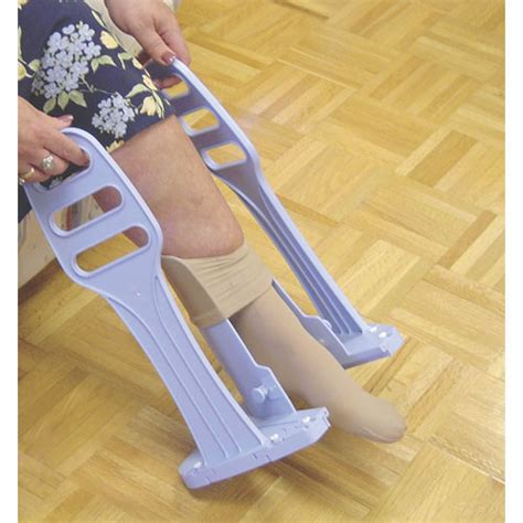 sock aid compression heel guide compression aid sock and aid