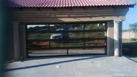 Aluminum And Glass Garage Doors Archive Aluminium And Glass Garage Doors Pretoria Co Za