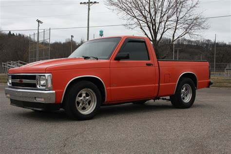 s10 bed size 1991 chevy s 10 pickup