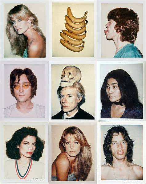 andy warhol polaroids 383655156x it s nice that photography fantastic retro blog collates andy warhol s extraordinary polaroids