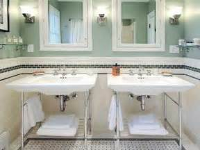 Great Small Bathroom Ideas Vintage Tile Bathroom On Vintage Bathroom Tiles Vintage Bathrooms And Bathroom