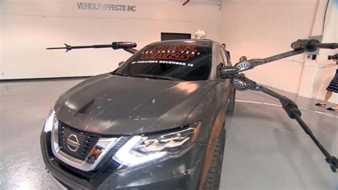 Star Wars Auto by A Look At The Cars Used In Star Wars At The La Auto Show