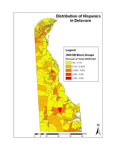 map of delaware cities hispanic emphasis program nrcs delaware