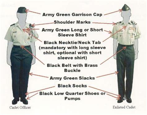 air force rotc uniform guide jrotc rank uniform army jrotc progam sheldon clark high