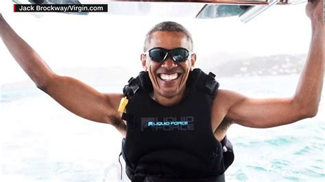 where did obama vacation our fearless leader is