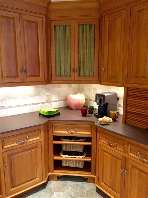 kitchen corner cabinet options kitchen corner cabinet ideas manicinthecity