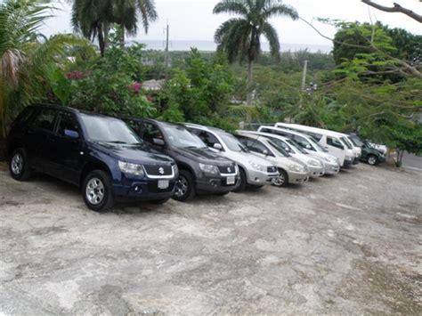 global snapshot jamaican car rental company surviving