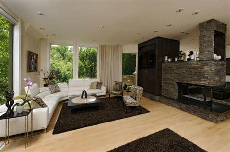 wand wohnzimmer ideen natursteinwand im wohnzimmer die natur zu hause empfangen