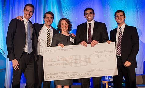 Mba Portal Hec by Mba Team Wins Investment Banking Competition News