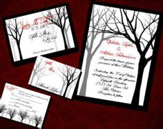 tim burton wedding invitations 1000 images about wedding invitations on