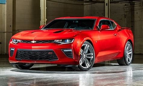 top 5 most significant improvements of the new 6 camaro