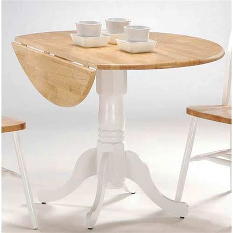 White Drop Leaf Dining Table White Drop Leaf Dining Table Powell Color Story White Drop Leaf Bistro Table Buy Dining Room