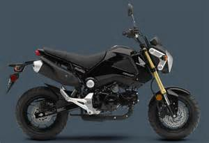 Small Honda Motorcycle Honda Groom Motorcycle Small Package Big Attitude Tuvie