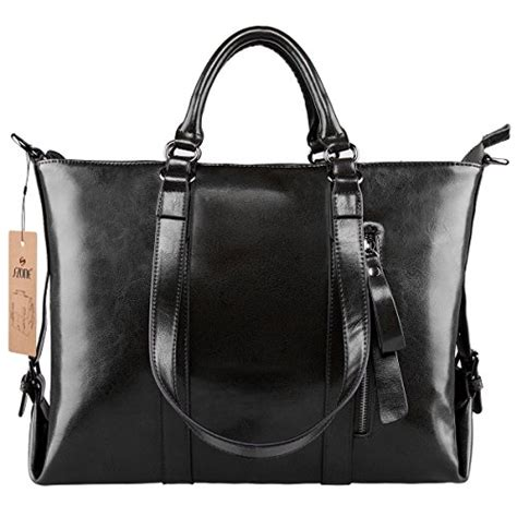 Import Bag Leather Kokoh 28x19115000 s zone 3 way genuine leather shoulder bag work tote import it all