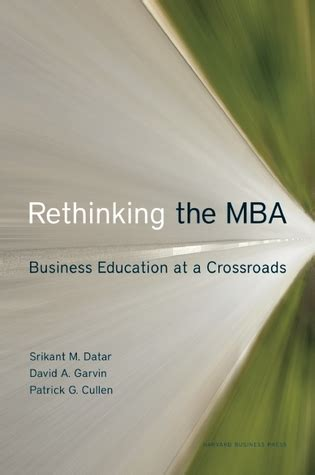 Mba Cliff Notes rethinking the mba summary and analysis like sparknotes