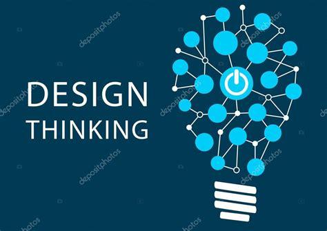 design thinking concepts design thinking concept vector illustration background of
