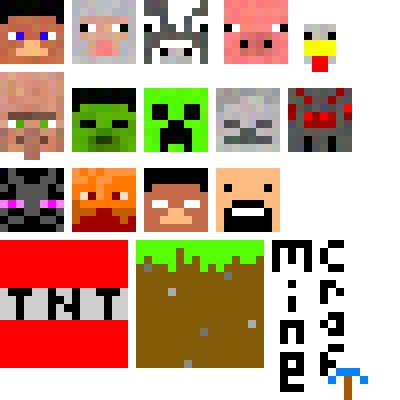 minecraft pixel template maker piq minecraft templates 100x100 pixel by someone