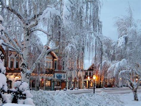 quaint little towns in the united states leavenworth washington this quaint little german town