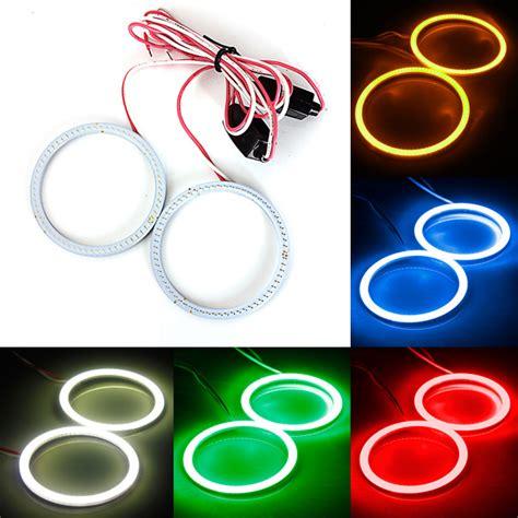 aliexpress buy 2pcs x 80mm led cob ring eye style halo light bulbs bright