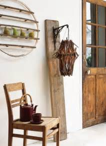 wood decorations for home 20 original salvaged wood decor ideas shelterness