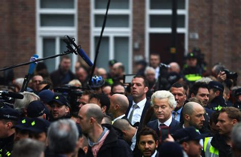 Moroccan Vows From Bouck Part I by Far Right Mp Geert Wilders Attacks Moroccan Scum
