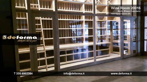 arredamento sale arredo sala degustazione vini progettazione e